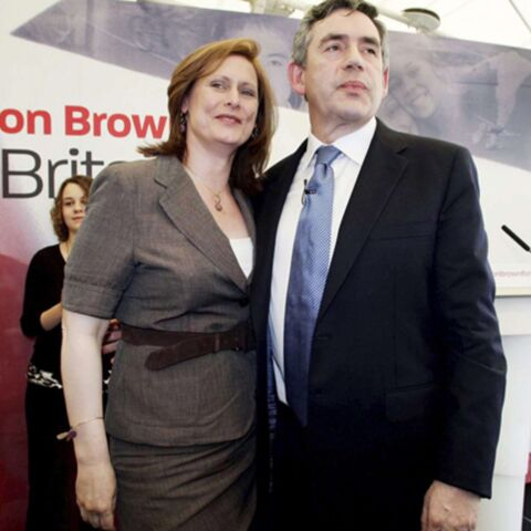 Sarah Brown, la nouvelle First lady du 10 Downing Street