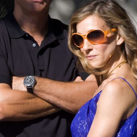 Sarah Jessica Parker, aussi bien protégée qu'Obama
