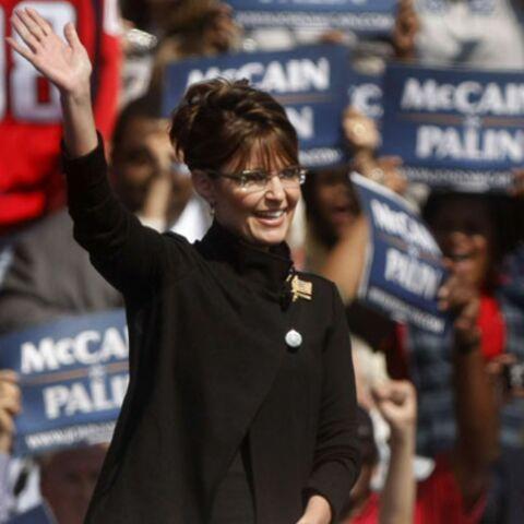 Sarah Palin fait un tabac sur internet
