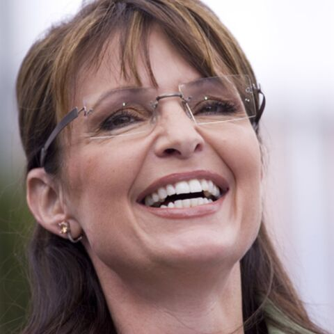 Sarah Palin et son double