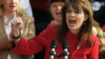 Facebook: Sarah Palin s'acharne sur Obama