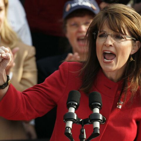Facebook: Sarah Palin s'acharne sur Obama