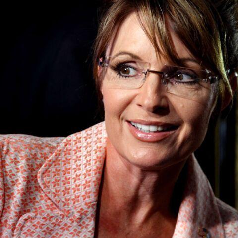 Sarah Palin, tout cheveu, tout flamme