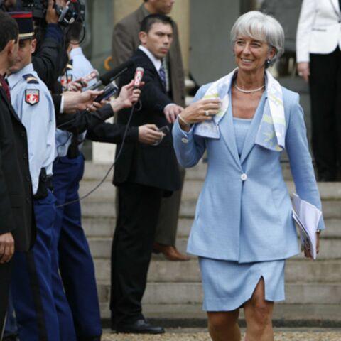 Christine Lagarde, toujours héroïne de l'économie mondiale