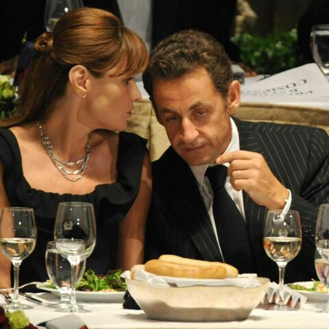 Carla et Nicolas Sarkozy, leur vie intime à l'Elysée