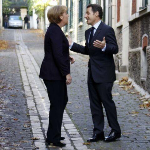 «Pas de désaccord» entre Sarkozy et Merkel