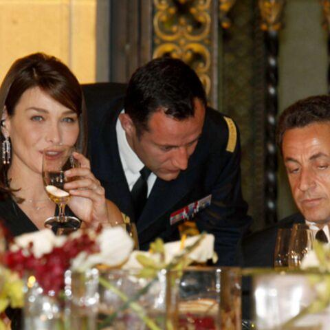 Mystère sur l'hôte des Sarkozy