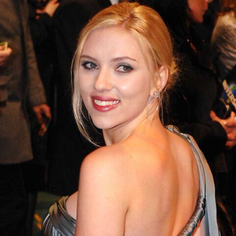 Scarlett Johansson: premiers couacs dans son couple