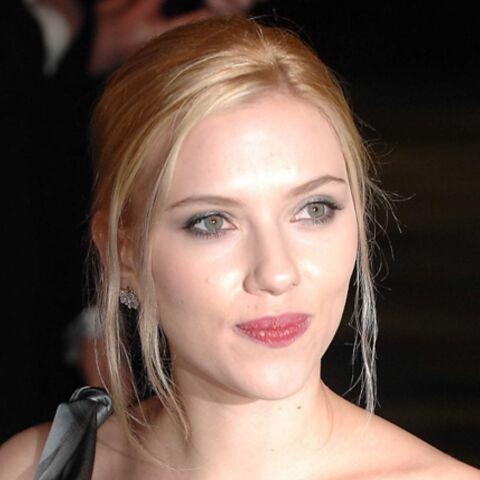 Scarlett Johansson repousse son mariage pour Barack Obama