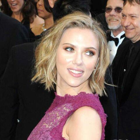 Scarlett Johansson donne de la voix
