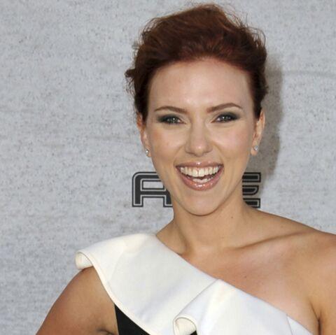 Scarlett Johansson a retrouvé l'amour