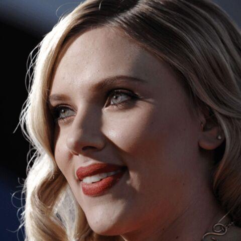 Scarlett Johansson est maman