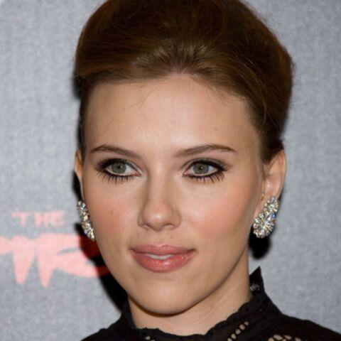 Scarlett Johansson, la Veuve Noire