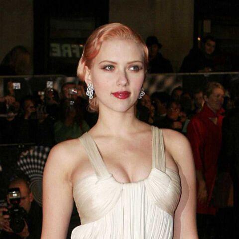 Scarlett Johansson n'est pas sûre de pouvoir jouer les belles amazones