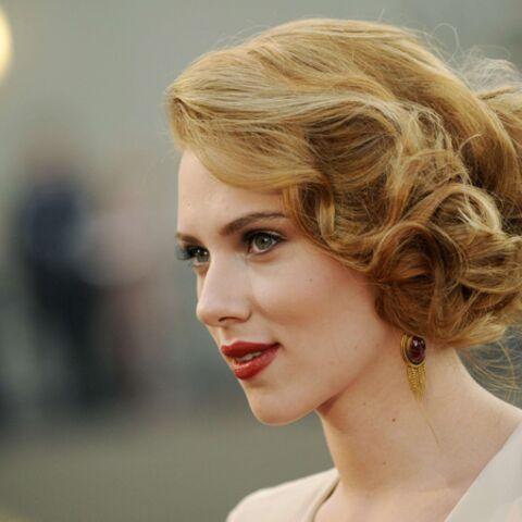 Scarlett Johansson enchères et en os
