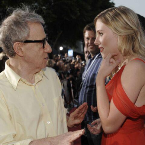 Scarlett Johansson ne veut pas être la muse de Woody Allen!