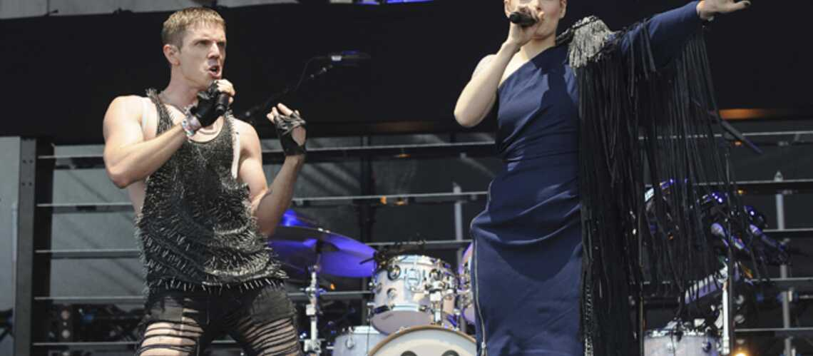 Les Scissor Sisters annulent leur tournée européenne