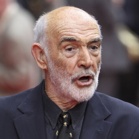 Sean Connery: trop malade pour voyager