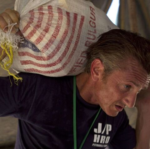 Sean Penn et Haïti, même combat