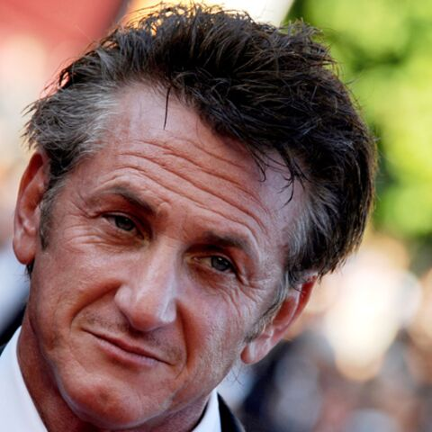 Sean Penn: «je me mets moins en colère qu'avant»