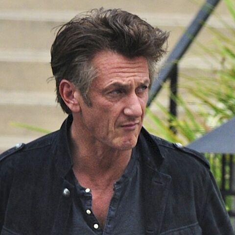 Sean Penn a rendez-vous avec François Hollande