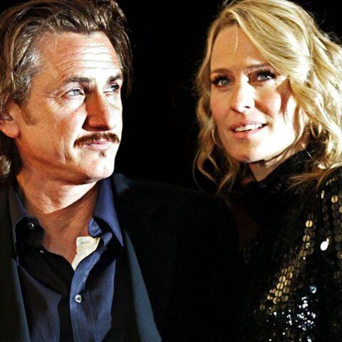 Sean Penn et Robin Wright Penn resteront mari et femme