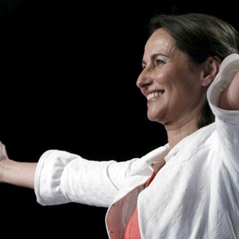 Ségolène Royal: «Ma plus belle histoire, c'est vous»