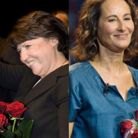 Martine Aubry ouvre ses bras à Ségolène Royal