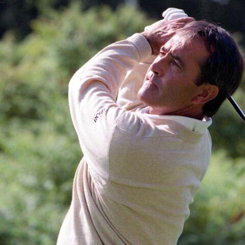 Severiano Ballesteros, l'ex golfeur a une tumeur au cerveau
