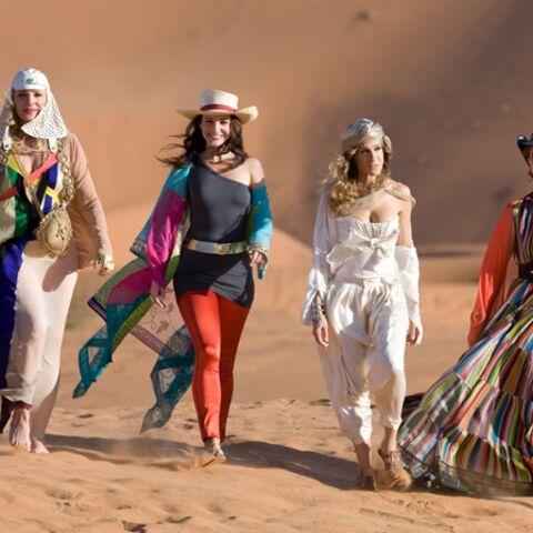 Vidéo- Sex and The City 2: le retour des quatre filles dans le vent