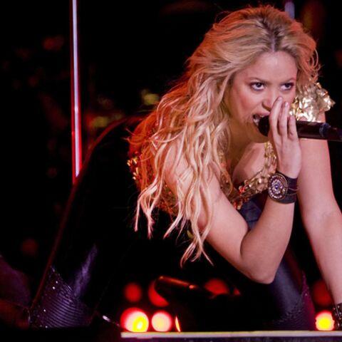 Shakira perturbe son boyfriend footballeur Gérard Piqué