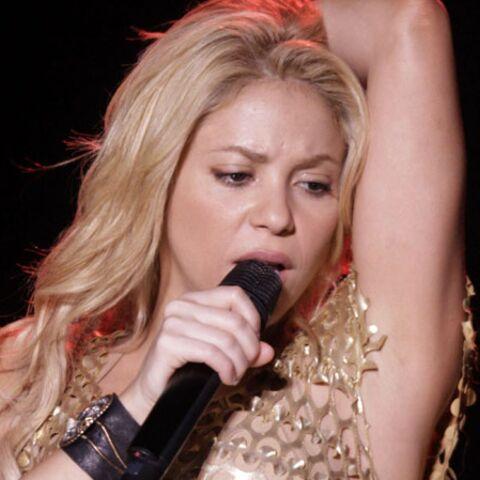Vidéo – Shakira n'a plus la bague au doigt?