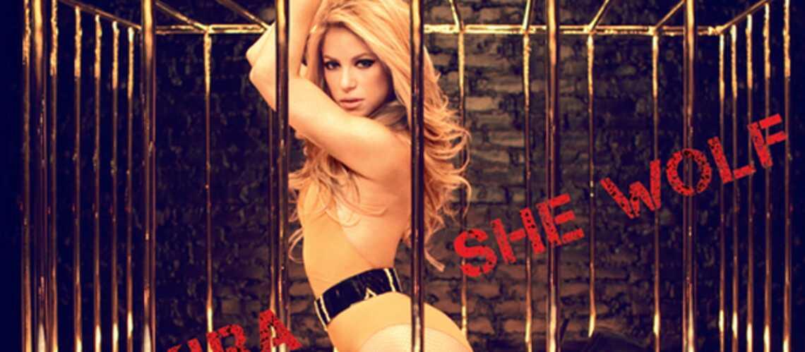 Vidéo- Shakira à moitié nue dans son nouveau clip