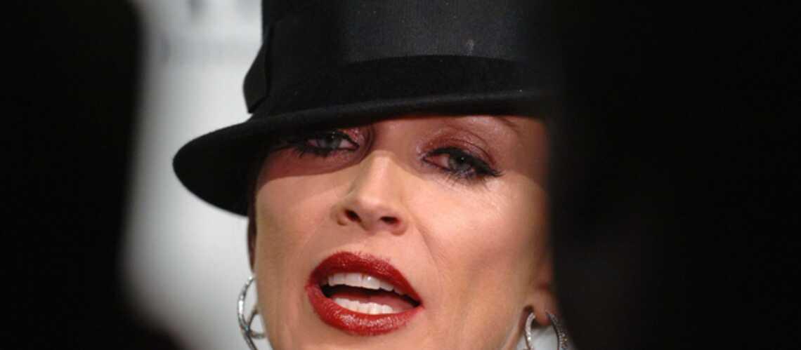 Sharon Stone contre les crimes sexuels