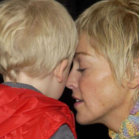 Sharon Stone a perdu la garde de son fils aîné
