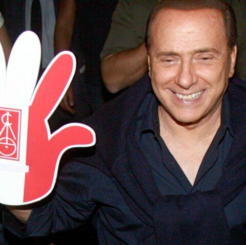 Silvio Berlusconi fait une scène de ménage