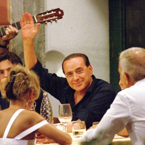 Silvio Berlusconi: Est-ce que tu viens pour les vacances?