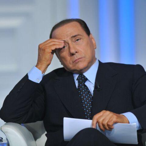 VIDEO- Silvio Berlusconi est venu geindre au JT de la 2