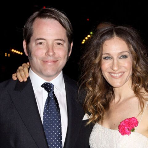 Sarah Jessica Parker et Matthew Broderick: no sex but the girls