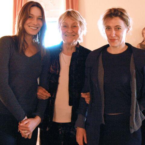 Carla Bruni-Sarkozy: «Ma sœur a toujours été très maternelle avec moi»
