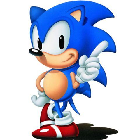 Happy birthday, Sonic!