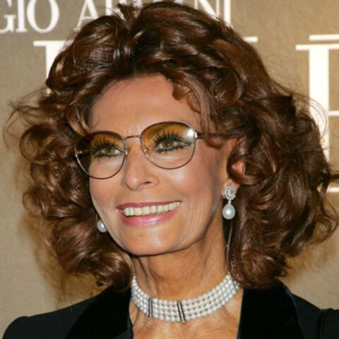Sophia Loren veut faire le ménage