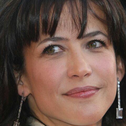Sophie Marceau claque la porte du plateau du JT de TF1