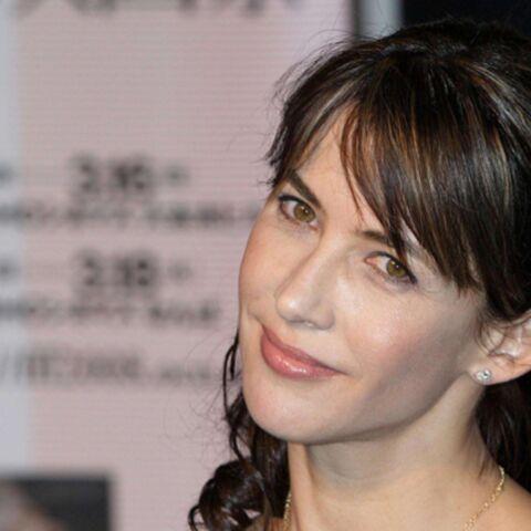 Sophie Marceau vote Sarkozy