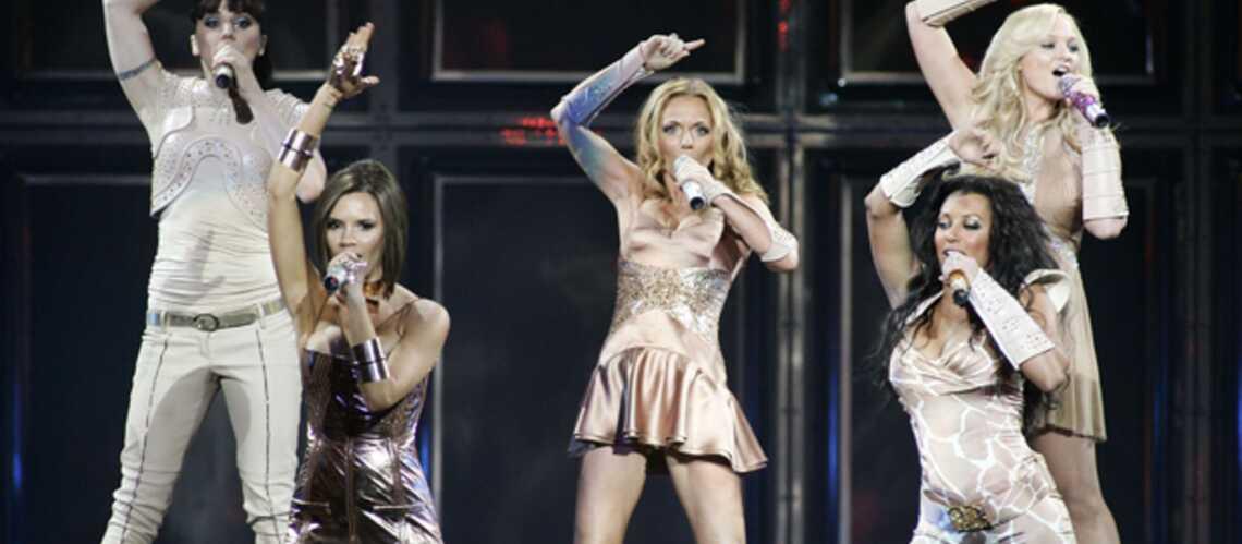 Les Spice Girls rentrent à la maison