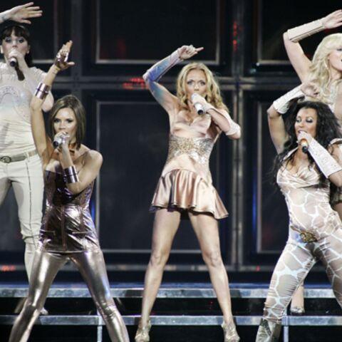 Les Spice Girls ont mis le feu au Canada!