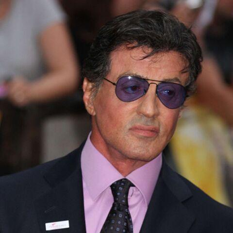 Un fan s'invite chez Sylvester Stallone