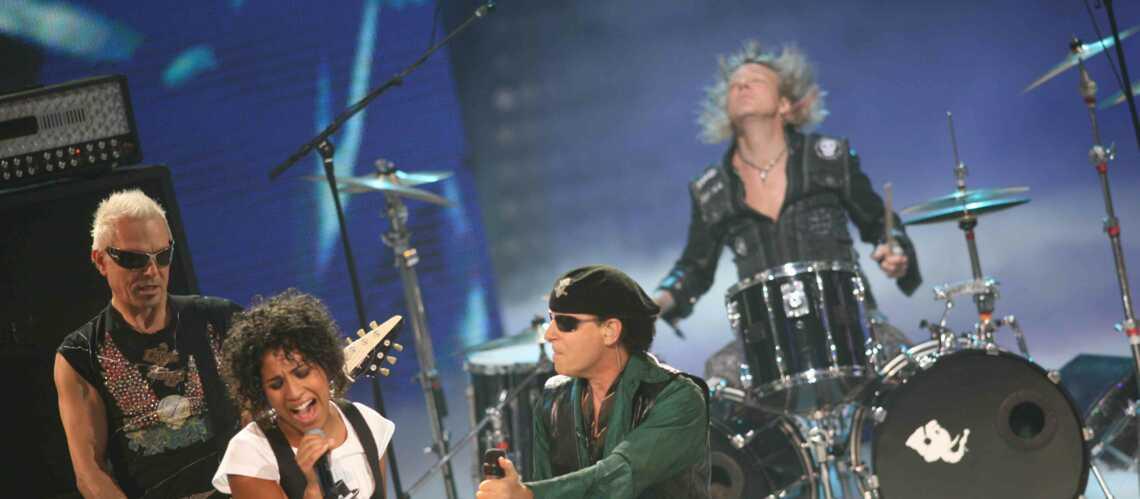 Rock'n'roll attitude à la Star Ac' 8