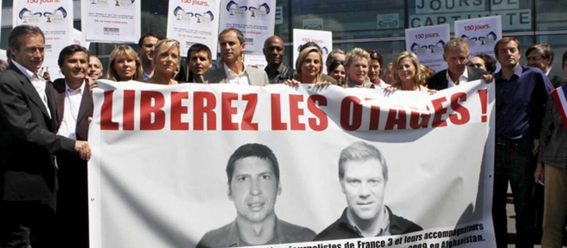 500 jours de captivité pour Stéphane Taponier et Hervé Ghesquière