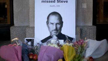 Steve Jobs inhumé